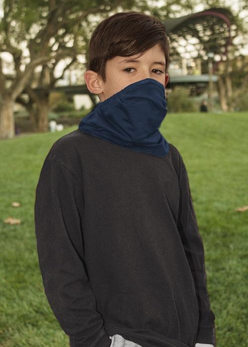 Kids Fashion N95 Filter Scarves